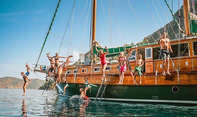 Préférences de location de bateau