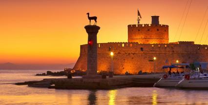 L'Ile de Rhodes