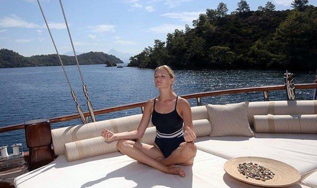 Croisière yoga et bien-être