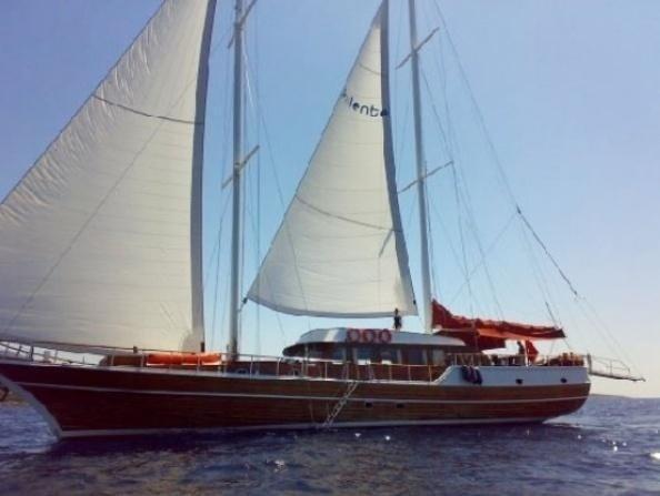 Zeus Goélette Yacht